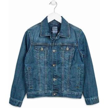 Textiel Kinderen Spijker jassen Losan 713 2650AA Blauw