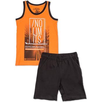 Textiel Jongens Setjes Losan 713 8044AA Oranje