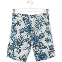 Textiel Kinderen Korte broeken / Bermuda's Losan 713 9005AA Blauw