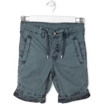 Textiel Jongens Korte broeken / Bermuda's Losan 713 9008AA Groen