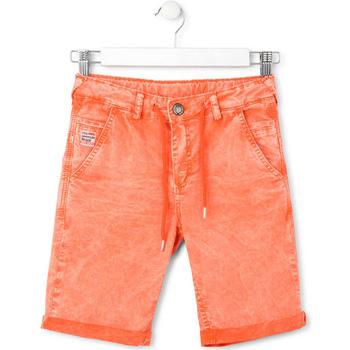 Textiel Kinderen Korte broeken / Bermuda's Losan 713 9010AA Oranje