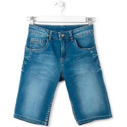 Textiel Jongens Korte broeken / Bermuda's Losan 713 9660AA Blauw