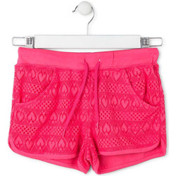 Textiel Meisjes Zwembroeken/ Zwemshorts Losan 714 6010AB Roze