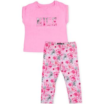 Textiel Meisjes Setjes Losan 714 8004AB Roze