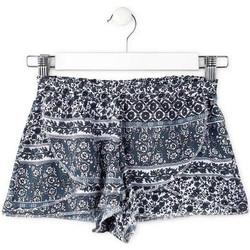 Textiel Kinderen Korte broeken / Bermuda's Losan 714 9008AB Blauw