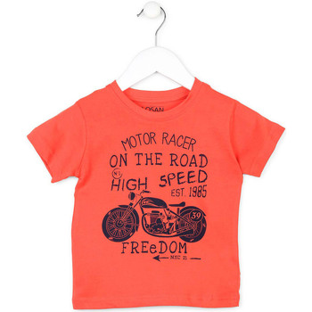 Textiel Kinderen T-shirts korte mouwen Losan 715 1215AC Oranje