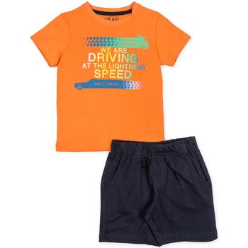 Textiel Jongens Setjes Losan 715 8047AC Oranje