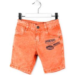 Textiel Jongens Korte broeken / Bermuda's Losan 715 9009AC Oranje