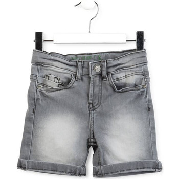 Textiel Jongens Korte broeken / Bermuda's Losan 715 9013AC Grijs