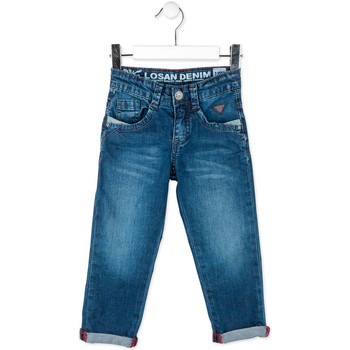 Textiel Kinderen Straight jeans Losan 715 9016AC Blauw