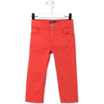 Textiel Kinderen 5 zakken broeken Losan 715 9650AC Rood