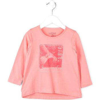 Textiel Kinderen Truien Losan 716 1214AD Roze