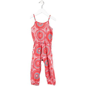 Textiel Meisjes Jumpsuites / Tuinbroeken Losan 716 7027AD Roze
