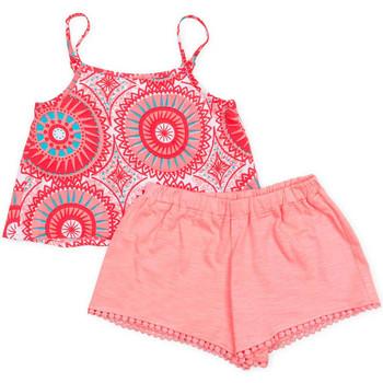 Textiel Meisjes Setjes Losan 716 8009AD Roze