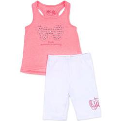Textiel Meisjes Setjes Losan 716 8015AD Roze
