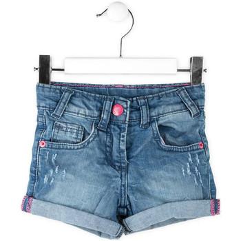 Textiel Kinderen Korte broeken / Bermuda's Losan 716 9003AD Blauw
