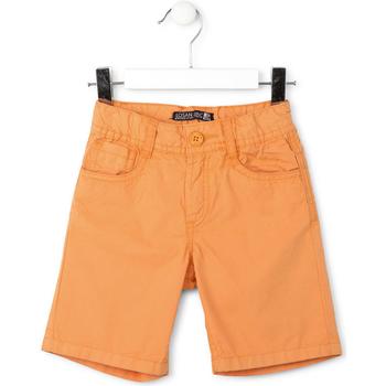 Textiel Jongens Korte broeken / Bermuda's Losan 715 9655AC Oranje