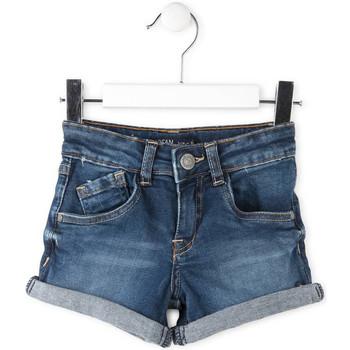 Textiel Kinderen Korte broeken / Bermuda's Losan 716 9657AD Blauw