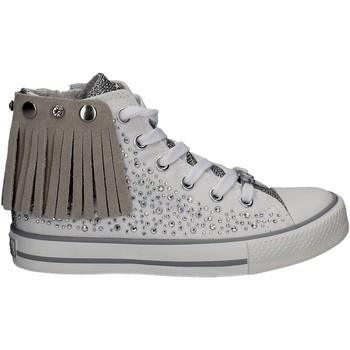 Schoenen Meisjes Hoge sneakers Lulu LV010072S Wit
