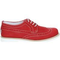Schoenen Kinderen Derby Melania ME6045F7E.W Rood