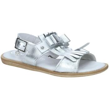 Schoenen Meisjes Sandalen / Open schoenen Melania ME6027F7E.A Zilver