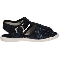 Schoenen Meisjes Sandalen / Open schoenen Lulu LI200008T Blauw