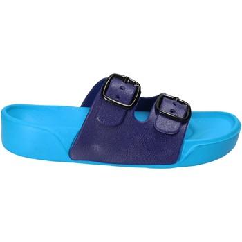Schoenen Kinderen Leren slippers Everlast EV-607 Blauw