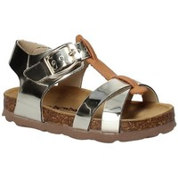 Schoenen Meisjes Sandalen / Open schoenen Bamboo BAM-215 Geel