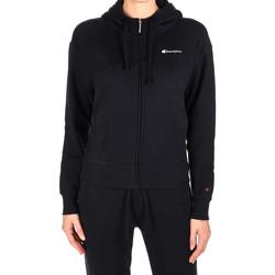 Textiel Dames Sweaters / Sweatshirts Champion 111987 Zwart