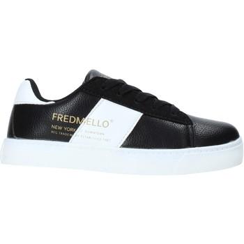 Schoenen Kinderen Lage sneakers Fred Mello W19-SFK203 Zwart