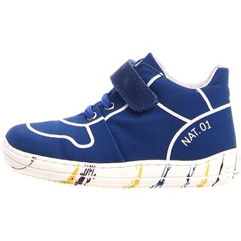 Schoenen Kinderen Lage sneakers Naturino 2013463-03-0C03 Blauw