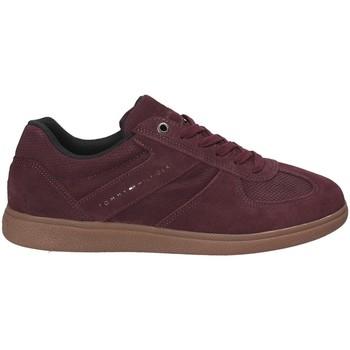 Schoenen Heren Lage sneakers Tommy Hilfiger FM0FM00754 Rood