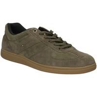 Schoenen Heren Lage sneakers Tommy Hilfiger FM0FM00754 Groen