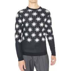 Textiel Heren Truien Antony Morato MMSW00742 YA400006 Zwart