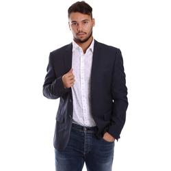 Textiel Heren Jasjes / Blazers Antony Morato MMJA00314 FA600040 Blauw