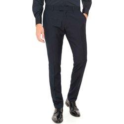 Textiel Heren Chino's Antony Morato MMTR00369 FA600040 Blauw