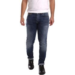 Textiel Heren Skinny jeans 3D P3D1 2659 Blauw