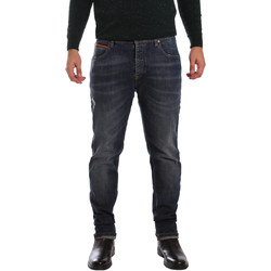 Textiel Heren Skinny jeans 3D P3D1 2667 Blauw