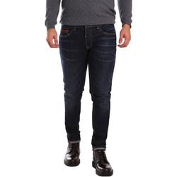Textiel Heren Skinny jeans 3D P3D6 2659 Blauw