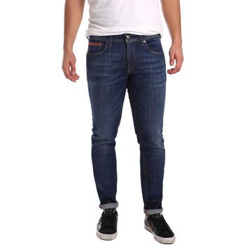 Textiel Heren Skinny jeans 3D P3D6 2667 Blauw
