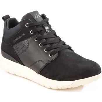 Schoenen Heren Hoge sneakers Lumberjack SM34505 002 M20 Zwart