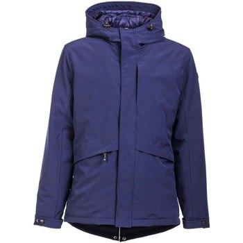 Textiel Heren Parka jassen U.S Polo Assn. 42758 51919 Blauw