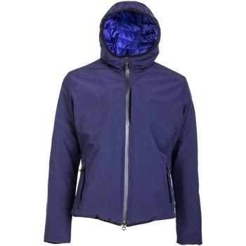Textiel Heren Dons gevoerde jassen U.S Polo Assn. 43017 51919 Blauw