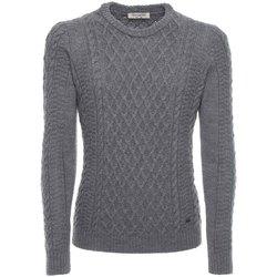 Textiel Heren Truien NeroGiardini A774090U Grijs