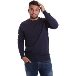 Textiel Heren Sweaters / Sweatshirts Ransom & Co. F-07 Blauw
