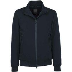 Textiel Heren Wind jackets Geox M7420S T2408 Blauw
