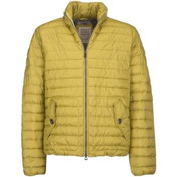 Textiel Heren Dons gevoerde jassen Geox M7429C T2432 Geel