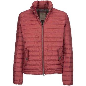 Textiel Heren Dons gevoerde jassen Geox M7429C T2432 Rood