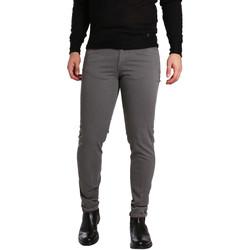 Textiel Heren 5 zakken broeken Sei3sei PZV17 7226 Grijs