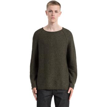 Textiel Heren Truien Calvin Klein Jeans J30J305476 Groen